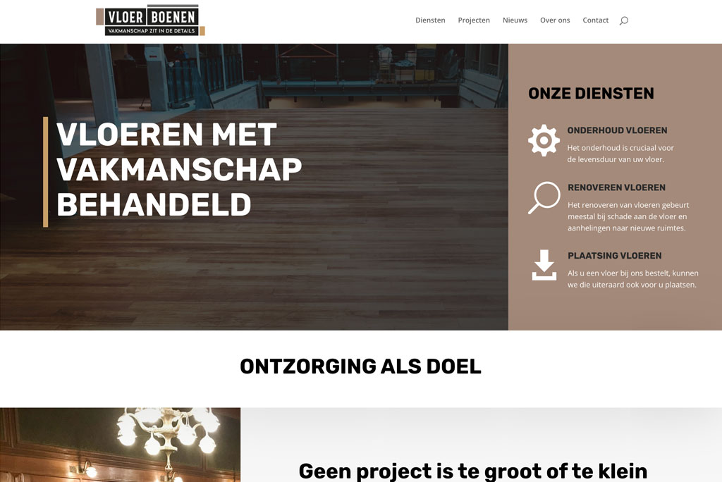 website vloerboenen
