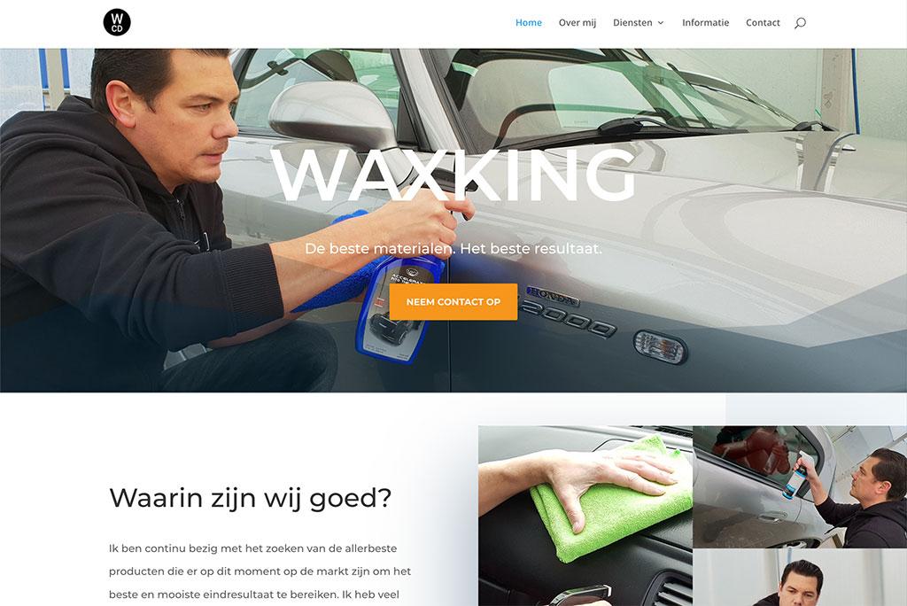 website waxking cardetaling